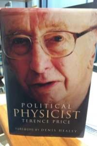 Terence Price Political Physicist