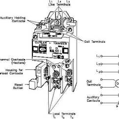 Wiring Diagram Of Magnetic Contactor 72 Chevy Figure 10 Typical Three-phase Controller