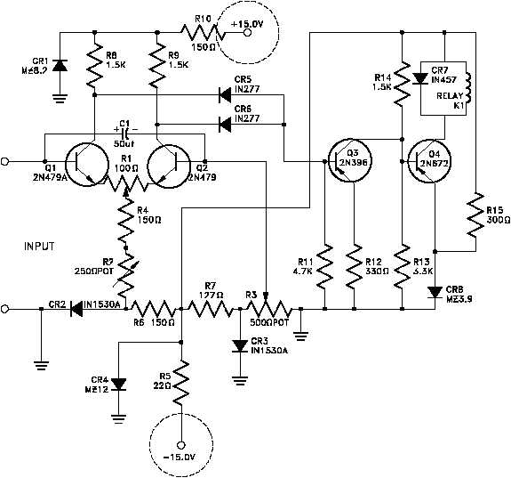 Draw electrical circuits free