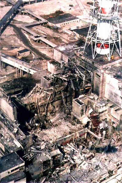Health Effects of the Chernobyl Accident - Canadian ...