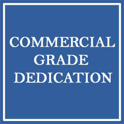 Commercial Grade Dedication