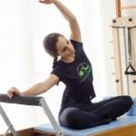 exercício no Core Align