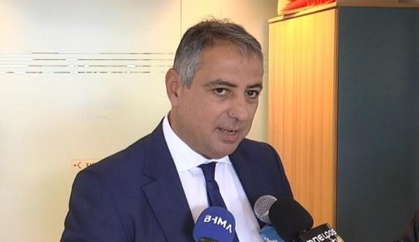 Ο Διοικητής της 6ης ΥΠΕ, Γιάννης Καρβέλης.