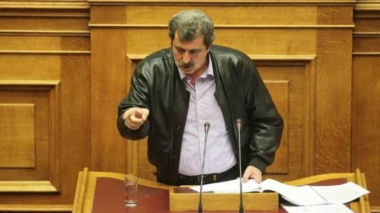 """Απίθανο γλέντι Πολάκη στη Βουλή! """"Αντρέα είδα ένα όνειρο …"""" (vid)"""