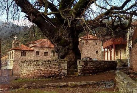 Μοναστήρι των Αγίων Θεοδώρων Αροανίας Καλαβρύτων