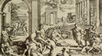 Ο λοιμός της Αθήνας (430 π.Χ.)...