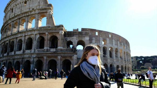 Ο συνολικός αριθμός θανάτων εξαιτίας του κοροναϊού στην Ιταλία αυξήθηκε σε 631 από 463, μια άνοδος 168 θανάτων μέσα σε μια μέρα