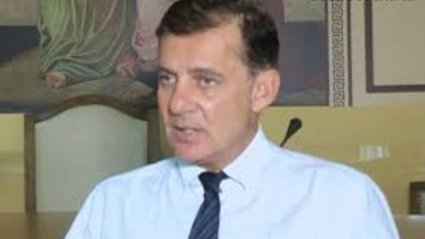 Θάνος Δημόπουλος, καθηγητή Θεραπευτικής Αιματολογίας-Ογκολογίας, πρύτανης του ΕΚΠΑ