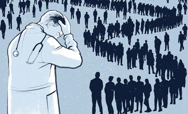 Το κράτος που δεν στηρίζει καθολικά τους ανθρώπους του σε θέματα υγείας είναι απάνθρωπο, τρομακτικό, αντιδημοκρατικό και συνειδητά καταστροφικό για τους ασθενείς και τους αδύναμους.
