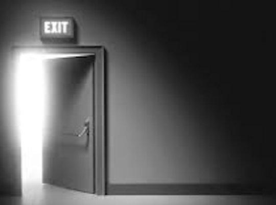Πόρτα εξόδου