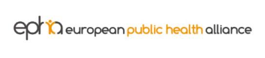 EPHA - European Public Health Alliance logo