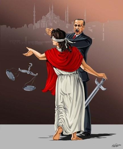 Ερντογάν - Δικαιοσύνη