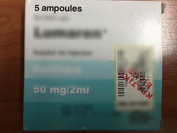 Κατασχεθέντα φάρμακα γιατρού Μεσολογγίου