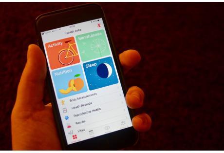 Κινητές εφαρμογές για θέματα υγείας (mobile health apps)