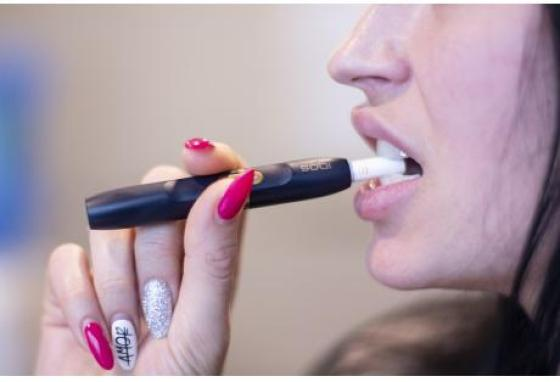 Συσκευή θέρμανσης καπνού IQOS
