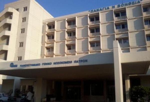 Νοσοκομείο Ρίου: Διασωληνωμένος ασθενής εκτός ΜΕΘ- Απίστευτες οι πιέσεις- Αναπτύσσονται νέες κλίνες με το ίδιο προσωπικό