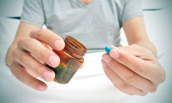 Λήψη φαρμάκου