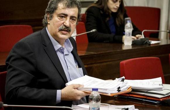 Πολάκης στη Εξεταστική Επιτροπή για σκάνδαλα στην Υγεία