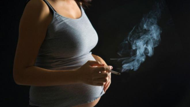 Κάπνισμα-εγκυμοσύνη