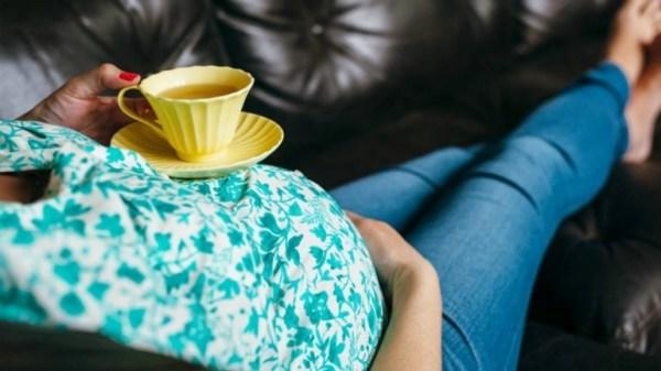 Κατανάλωση καφεΐνης κατά τη διάρκεια της εγκυμοσύνης