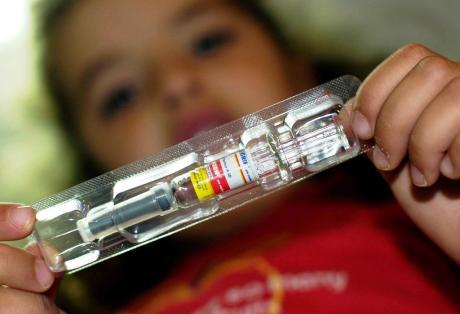 Εμβολιάστε τα παιδιά σας! Αυξήθηκαν κατά 300% τα κρούσματα ιλαράς σε όλο τον κόσμο