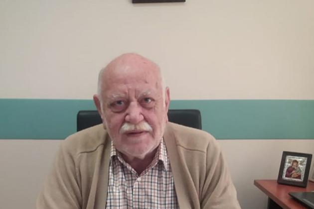 Χρήστος Χριστόπουλος: Δ/κτης Γ.Ν. Πύργου