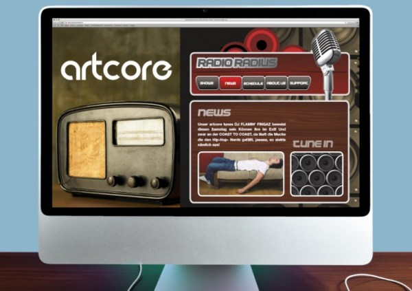 Artcore Tunes