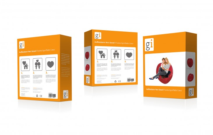 Set of two clear white vector boxes