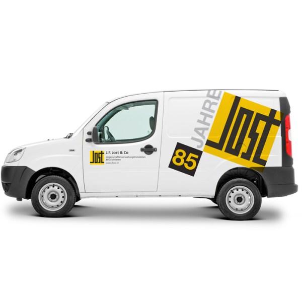 85 Jahre J.F. Jost & Co