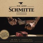 Corporate Design für das Steakhouse Schmitte