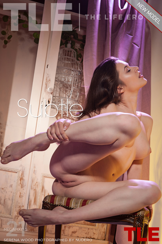 Serena Wood in Subtle by The Life Erotic 17 nude photos