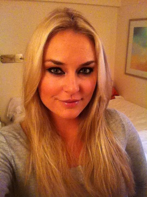 Alpine skier Lindsey Vonn nude photos leaked from iCloud by The Fappening