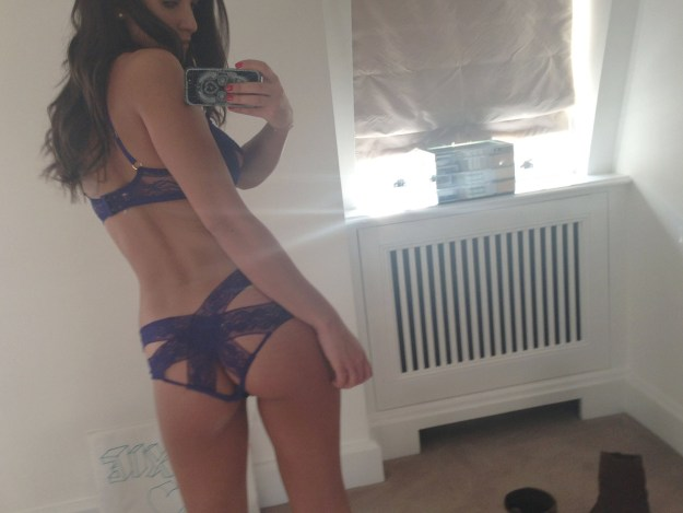 Roxie Nafousinude Photos Leaked The Fappening