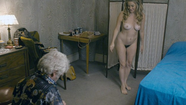 Jamie Neumann Nude full frontal in The Deuce