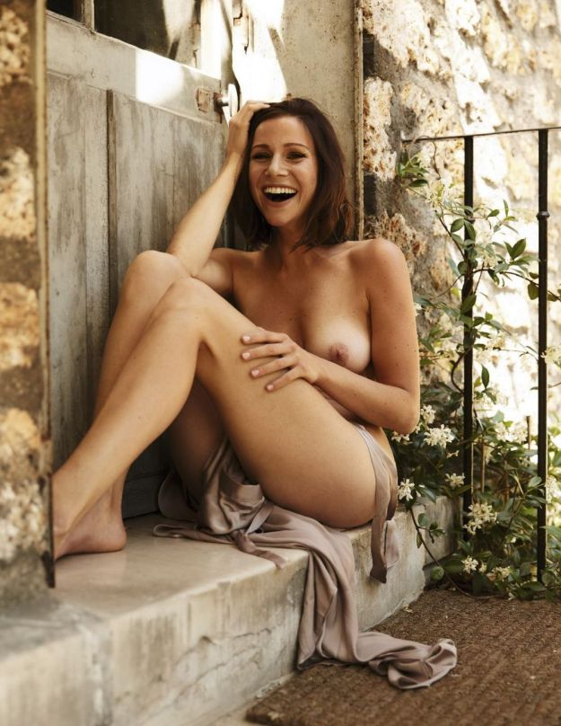 Katrin Heß Nude for Playboy Germany