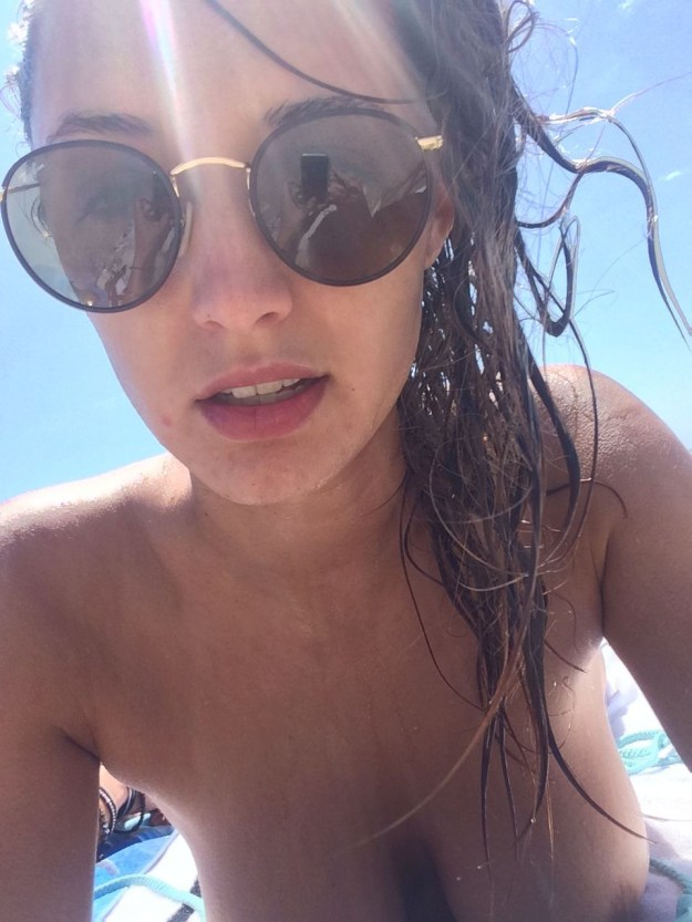 Model Alyssa Arce Nude Leaked