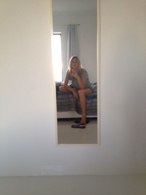 Vision Models LA model Annie McGinty Nude Masturbating photos leaked from iCloud by The Fappening 2018