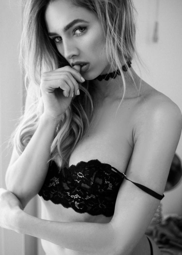 Belen Pouchan Nude for Playboy Argentina
