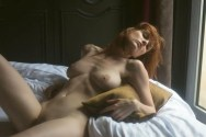 Leslie Sauvage nude photoshoot