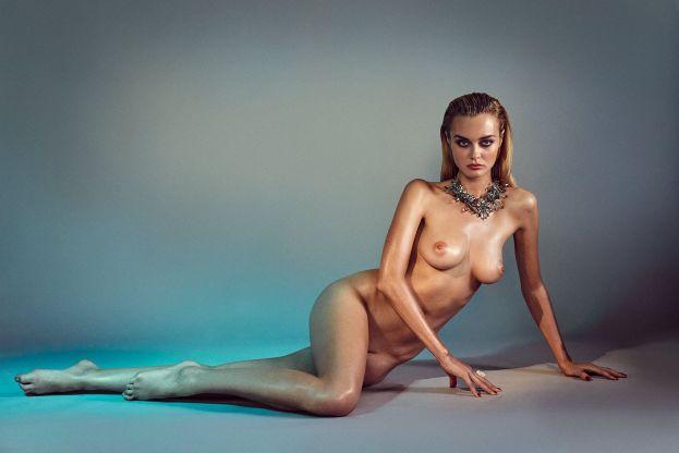 Signe Rasmussen naked