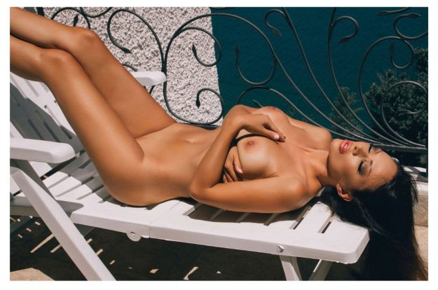 Viki Vukic Nude for Playboy (8 Photos)