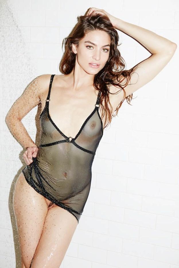 Christina Ionno Nude Photo Shoot for Maxim Magazine
