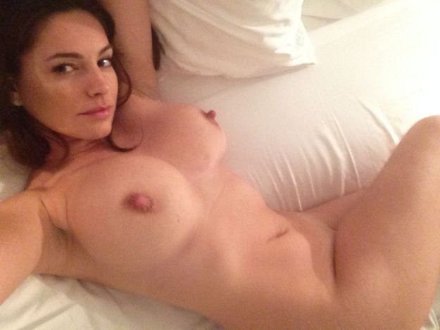 Jason Statham's ex-girlfriend Kelly Brook naked