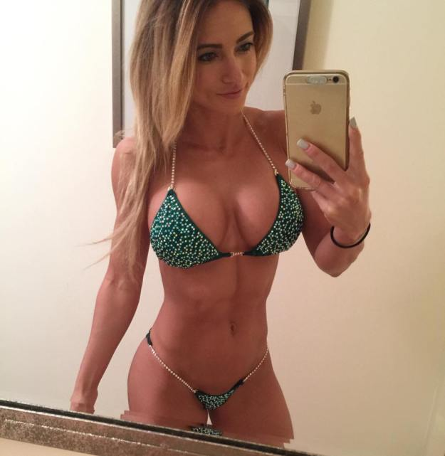 Fitness Model Alyssa Germeroth Nude leaked blowjob and ass fuck dildo masturbation sex tapes The Fappening