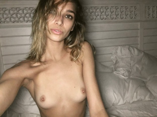 The Fappening April Love Geary leaked nude selfies hacked from iCloud