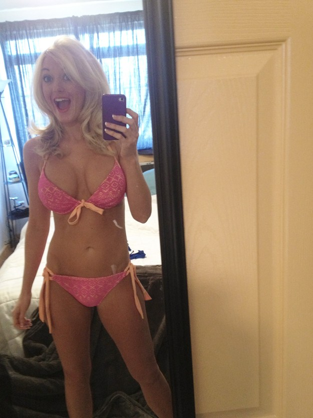 The Wolf of Wall Street actress Ashley Blankenship Leaked Nude Selfies the Fappening