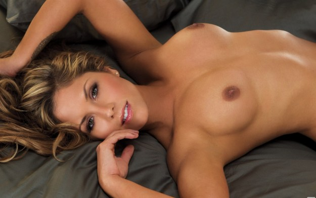 UFC Octagon girl Brittney Palmer Nude Photos and Video for Playboy