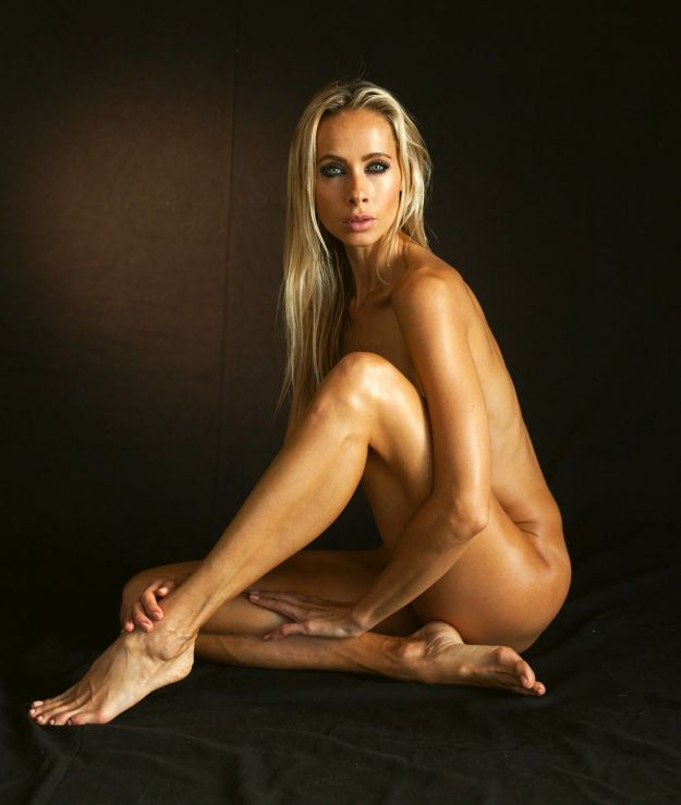Yoga Teacher Jesse Golden Nude Private Photo Shoot Leaked