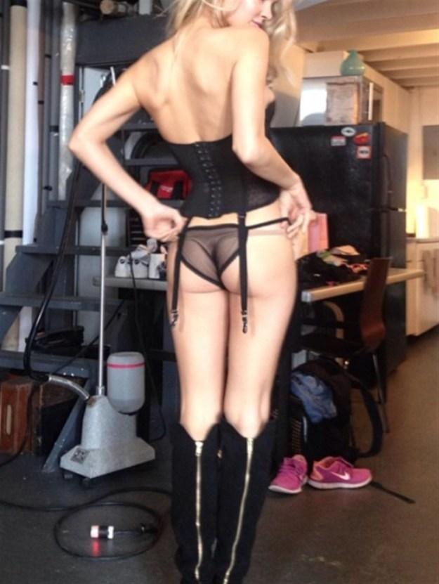 Model Joy Corrigan Nude Leaked iCloud Photos