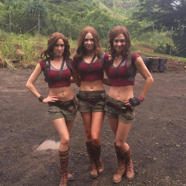 Jumanji and Avengers Star Karen Gillan Nude Photos Leaked from iCloud The Fappening 2017